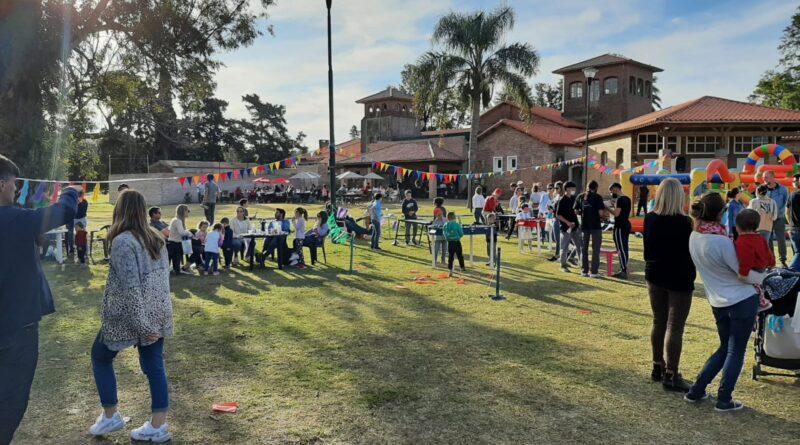 Día de la niñez en el Jockey: un festejo muy especial.